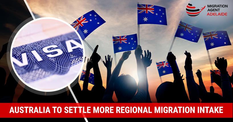 Australia To Settle More Regional Migration Intake