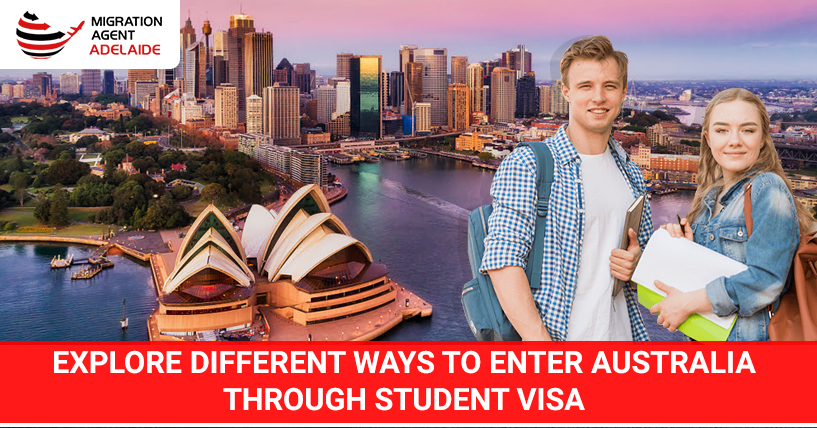 Explore Different Ways To Enter Australia Through Student Visa