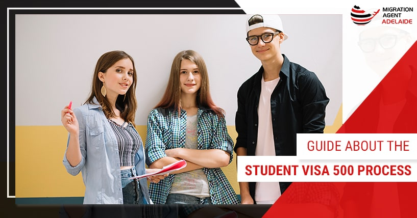 Guide About The Student Visa 500 Process