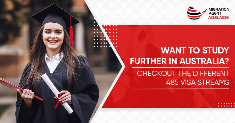Want to Study In Australia? Check Out the Different 485 Visa Streams That You Can Apply For