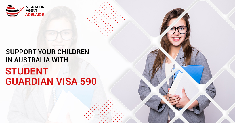 Support Your Children In Australia With Student Guardian Visa 590